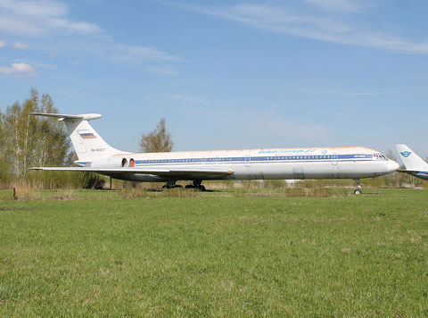 "IL 62M  "" RA-86507 ""  Magadan Airlines -1"