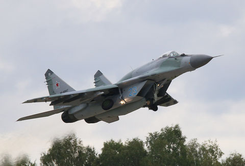 "MiG 29SMT(R)  "" 23 ""  RF-90847  Russian Air Force -3"