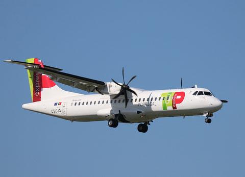 "ATR 72-212A (600) "" CS-DJG ""  TAP Express -1"