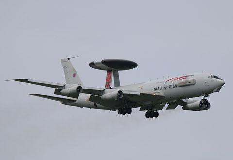 """E-3A Sentry """" LX-N90458 """" NATO -1"""