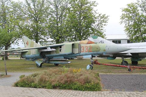 "MiG 23ML  "" 332 ""  NVA -1"