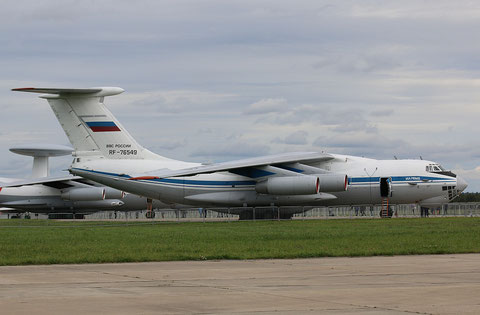 "IL 76MD "" RF-76549 "" Russian Air Force -1"