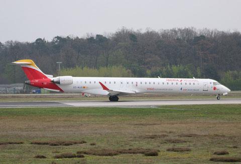 """CRJ-1000 """" EC-MJO """"  Air Nostrum -2"""