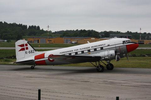 DC3 OY-BPB-2