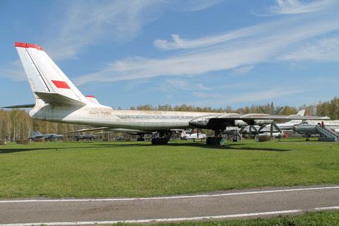 "TU 116  "" CCCP-76462 ""  -3"
