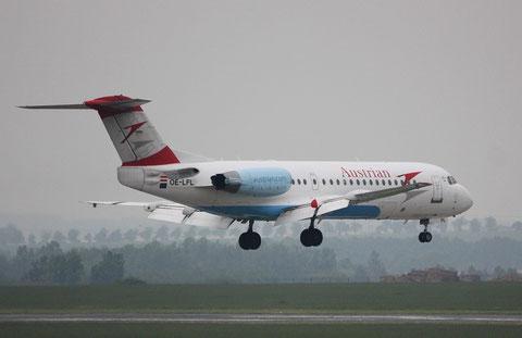 Fokker70 OE-LFL-2
