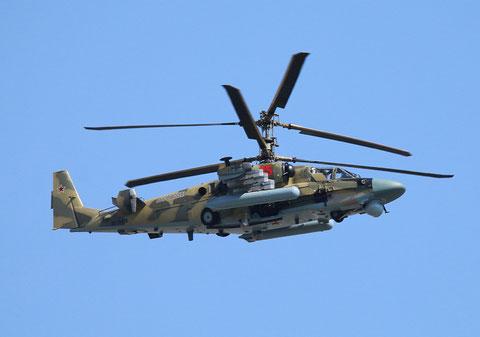 "Ka 52 "" 85 ""  RF-13424  Russian Air Force -1"