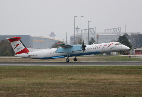 "Dash 8-402 "" OE-LGH "" Austrian Arrows -1"