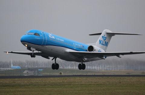 Fokker70 PH-KZP-1