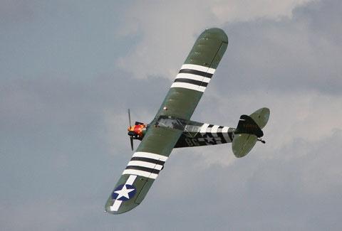 Piper L-4A Grasshopper OY-ECV-2