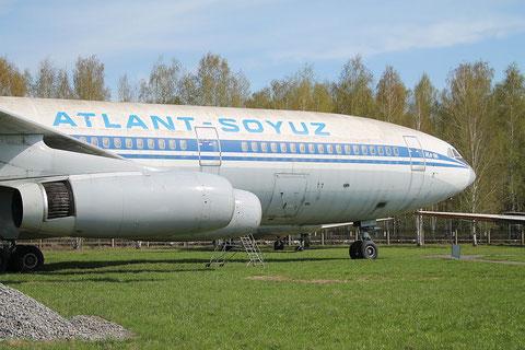 "IL 86  "" RA-86062 ""  Atlant Soyuz -3"