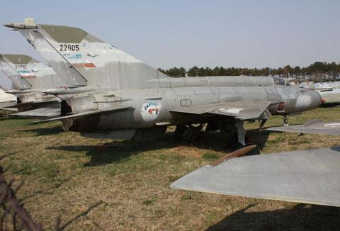 MiG21M 22805-3