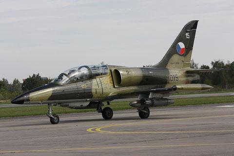 """L 39ZA """" 5015 """" Czech Air Force -3"""