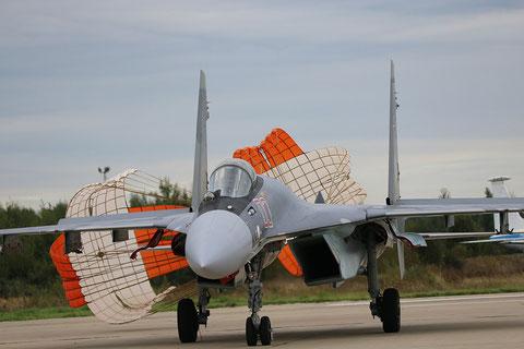 "SU 35S "" 03 ""  RF-95242  Russian Air Force -4"