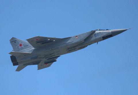 "MiG 31BM "" 86 ""  RF-92369 Russian Air Force -2"