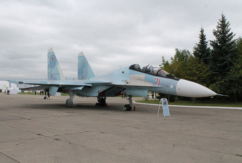 "SU 30SM "" 71 ""  RF-81732  Russian Air Force -1"
