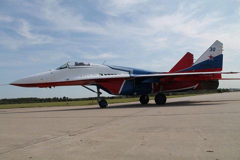 """MiG 29C  """" 30 """"  RF-91928 Воздушно-космические силы   ( ВКС ) Россия -4"""