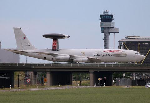 """E-3A Sentry """" LX-N90458 """" NATO -3"""