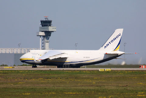 "AN 124-100 "" UR-82009 "" Antonov Airlines -4"