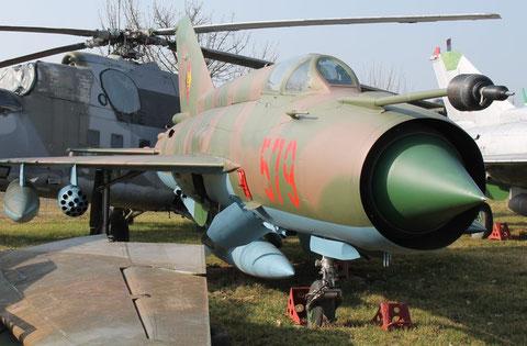 MiG21M 579-2