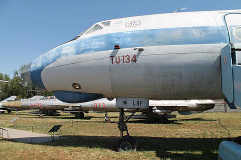 TU134 HA-LBF-2