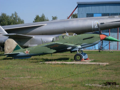 IL 10  Russian Air Force -1