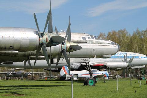 "TU 116  "" CCCP-76462 ""  -5"