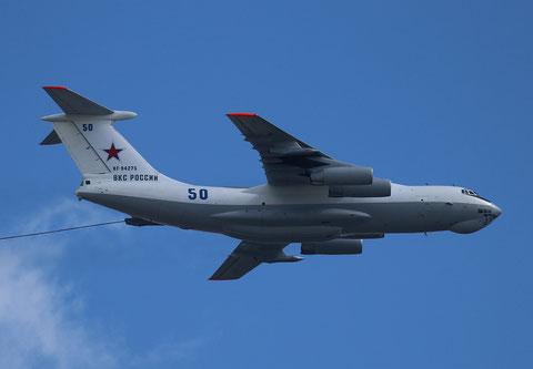 """IL 78M """" 50 """"   RF-94275  Russian Air Force -5"""