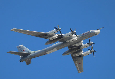 "TU 95MSM "" 28 "" RF-94116  Sewastopol   Russian Air Force -1"