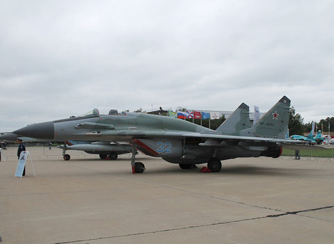 "MiG 29SMT(R)  "" 32 ""  RF-92312  Russian Air Force -2"