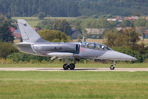 "L 39ZA  "" 4701 ""  Slovak Air Force -2"