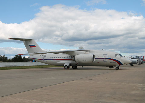 "AN 148-100E  "" RA-61730 "" Russian Air Force -1"
