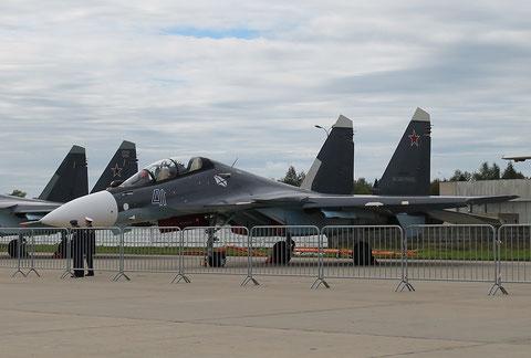 """SU 30SM """" 41 """"  RF-33785  Russian Navy -2"""