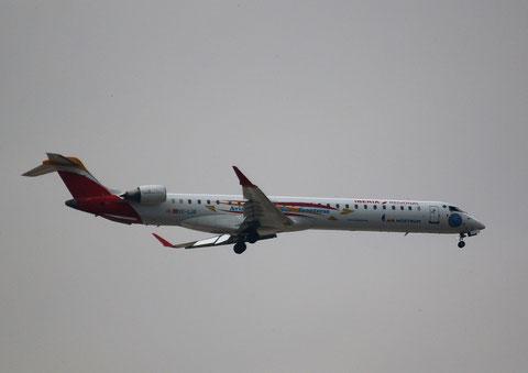 """CRJ-1000 """" EC-LJS """"  Air Nostrum -2"""