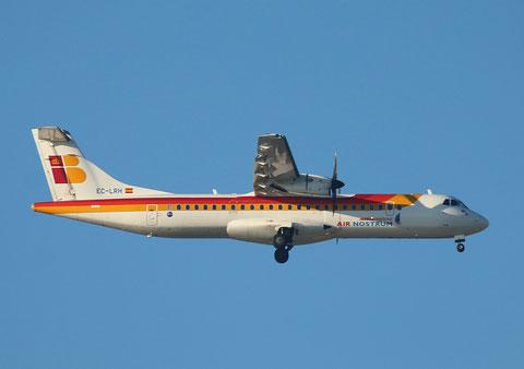 "ATR 72-600 "" EC-LRH ""  Air Nostrum -2"