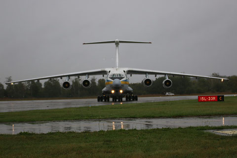 "IL 76MD "" 76413 "" Ukrainian Air Force -3"