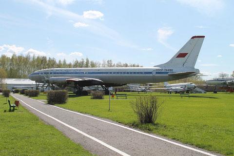 "TU 114 "" CCCP-76490 "" Aeroflot -1"