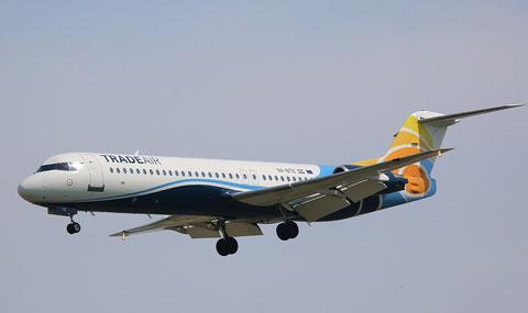 Fokker100 9A-BTE-3