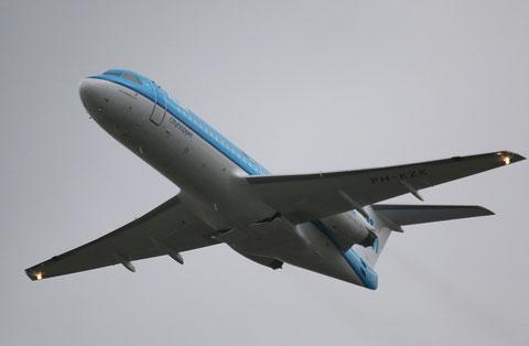 Fokker70 PH-KZK-1