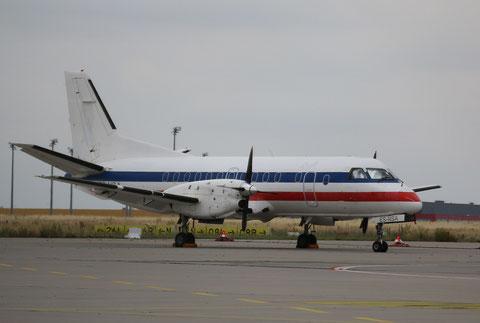 "Saab 340B(F)  ""  ES-NSA ""   NyxAir -1"