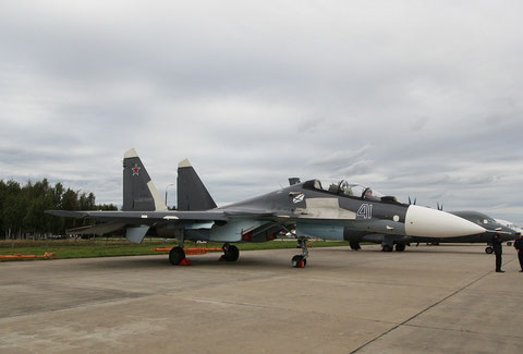 """SU 30SM """" 41 """"  RF-33785  Russian Navy -1"""