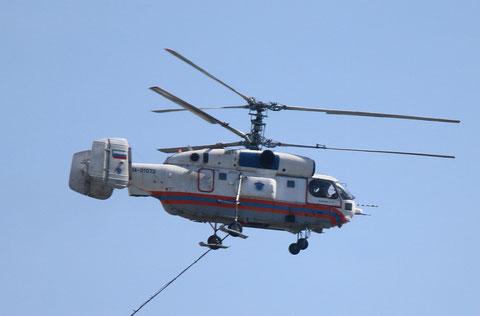 "KA 32A  "" RA-31073 ""  Aviacentrum Moskau -2"
