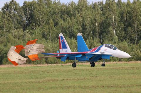 "SU 30SM "" 31 ""  RF-81702 Russian Air Force / Russian Knights -8"