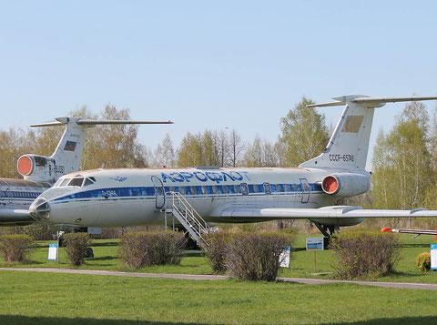 """TU 134AK  """" CCCP-65748 """"  Aeroflot -2"""