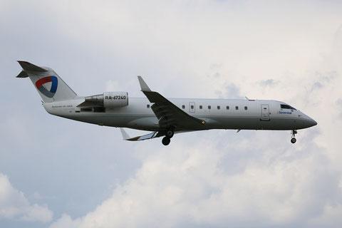 """CRJ-200ER """" RA-67240 """" Severstal -2"""