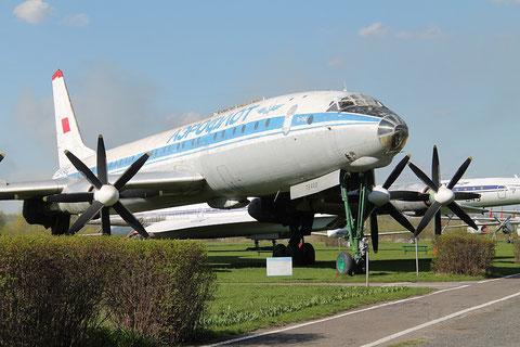"TU 114 "" CCCP-76490 "" Aeroflot -6"