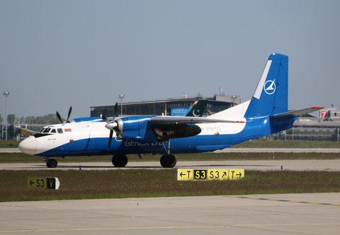 "AN 26B "" EW-259TG "" Genex -5"