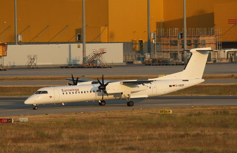"DHC-8-402 Dash 8 "" D-ABQF ""  Eurowings -1"