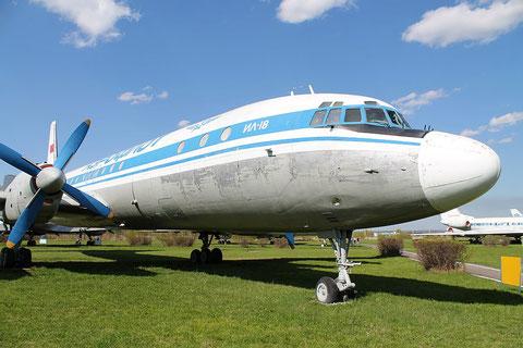 """IL 18D  """" CCCP-74250 """"  Aeroflot -2"""
