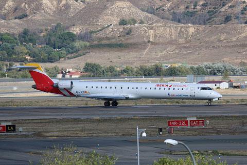 """CRJ-900 """" EC-JZT """"  Air Nostrum -1"""
